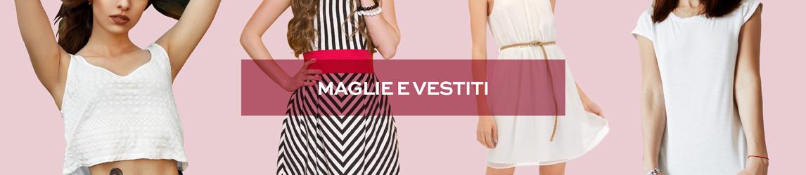 Maglie e vestiti donna