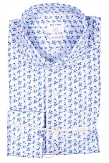 Camicia Uomo Borsa Bianco