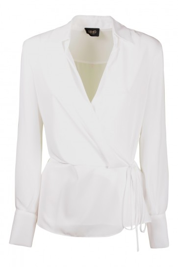 Camicia Donna Liu Jo Bianco