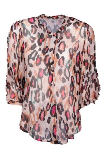 Camicia Donna Liu Jo Beige