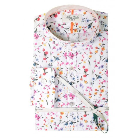 Camicia Uomo Alley Docks Fantasia