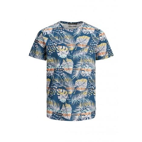 T-shirt Bambino Jack & Jones Blue