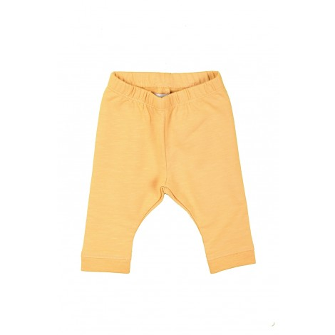 Pantaloni Bambina Name It Giallo