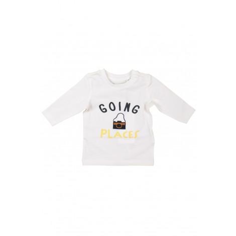 T-shirt Bambino Name It Bianco