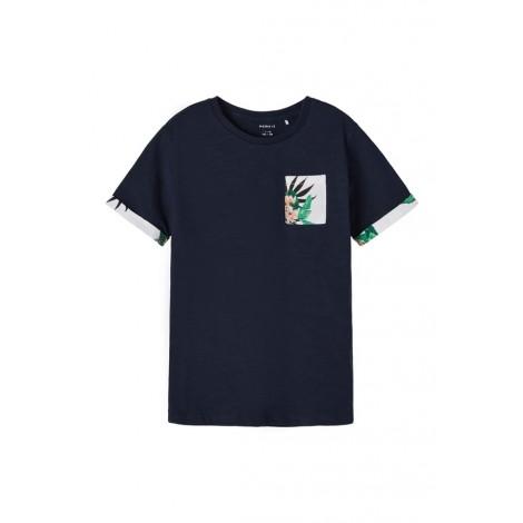 T-shirt Bambino Name It Blue