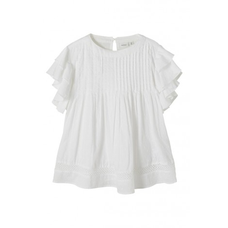 Camicia Bambina Name It Bianco