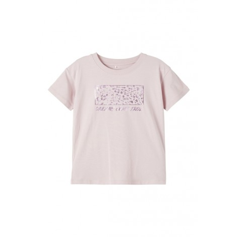 T-shirt Bambina Name It Rosso
