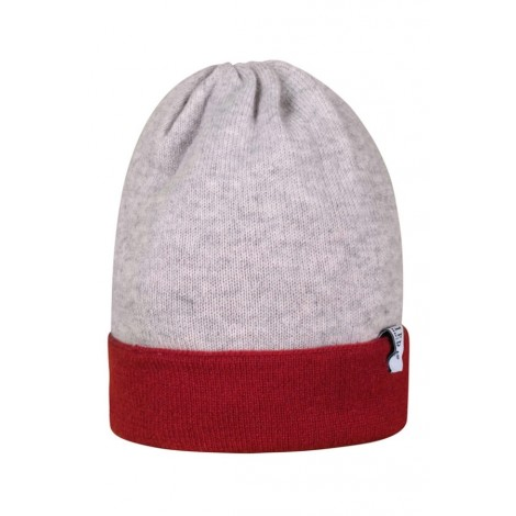 Cappello berretto Uomo Riviera Cashmere Grigio