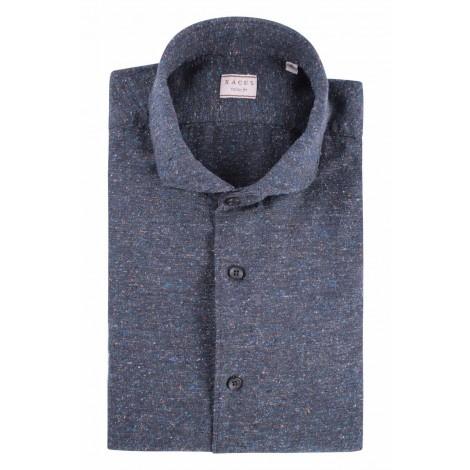 Camicia Uomo Xacus Blue