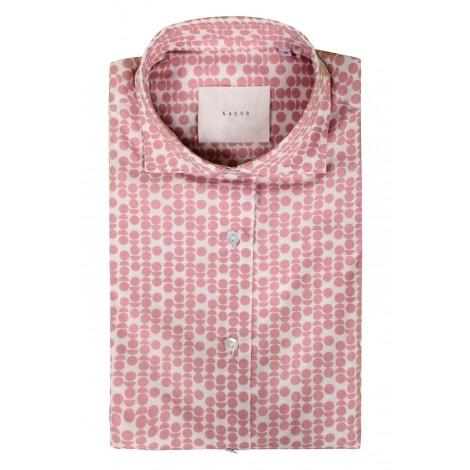 Camicia Donna Xacus Rosso