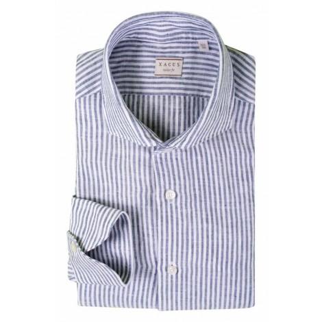 Camicia Uomo Xacus Bianco