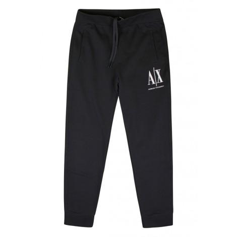 Pantaloni felpa Uomo Armani Exchange Blue