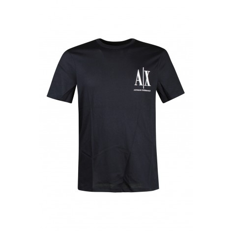 T-shirt Uomo Armani Exchange Blue