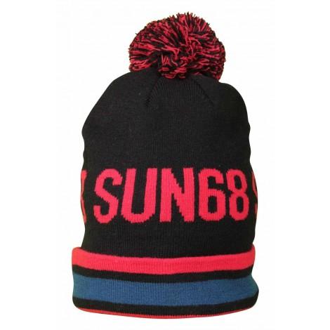 Cappello-berretto Uomo Sun 68 Nero