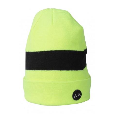 Cappello-berretto Uomo Sun 68 Giallo