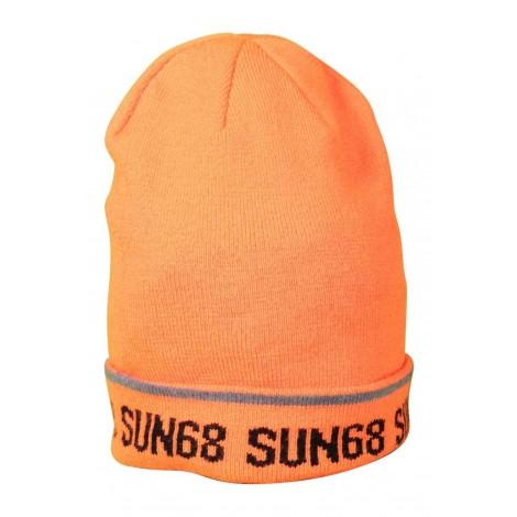 Cappello-berretto Uomo Sun 68 Rosso