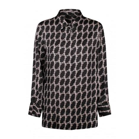 Camicia Donna Seventy Nero