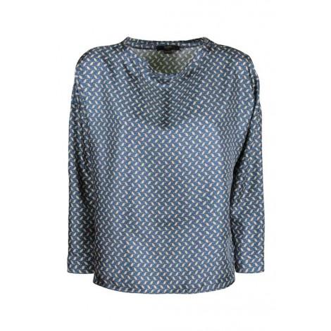 Camicia Donna Seventy Azzurro