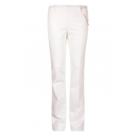 Pantaloni Donna Liu Jo Bianco