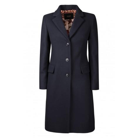 Cappotto Donna Seventy Blue