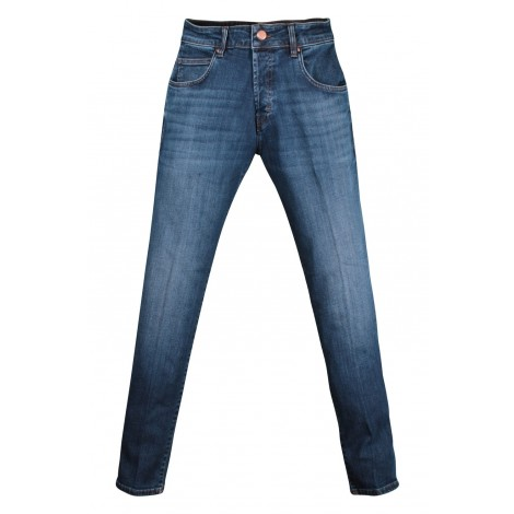 Jeans Uomo Don The Fuller Blue