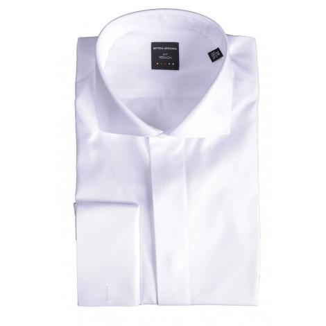 Camicia Uomo Bottega Artigiana Bianco