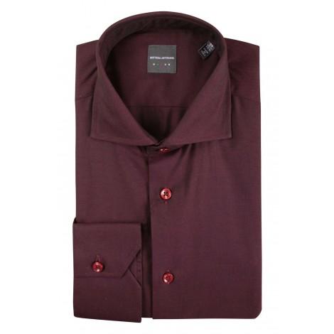 Camicia Uomo Bottega Artigiana Viola