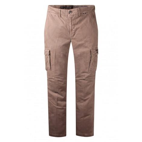 Pantaloni Uomo Aeronautica Militare Beige