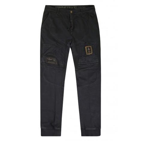 Pantaloni Uomo Aeronautica Militare Blue