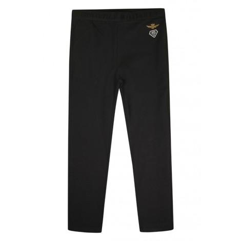 Pantaloni Donna Aeronautica Militare Nero