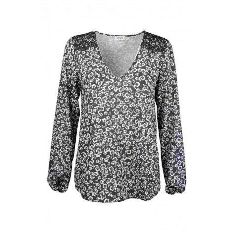 Camicia Donna Liu Jo Nero
